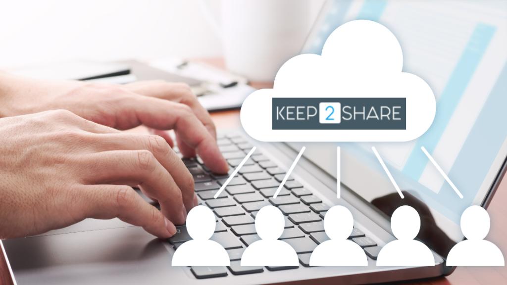 Keep2Share Sharing